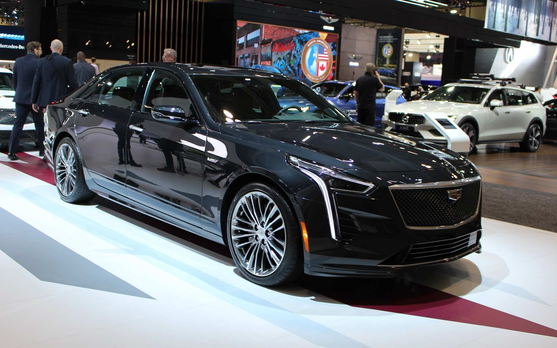 93 New 2020 Cadillac Ct6 V8 Pictures with 2020 Cadillac Ct6 V8