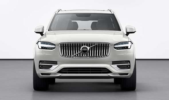 93 New All New Volvo Xc90 2020 Speed Test for All New Volvo Xc90 2020