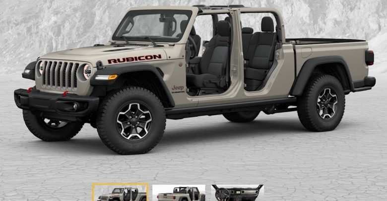 93 New Price Of 2020 Jeep Gladiator Configurations with Price Of 2020 Jeep Gladiator
