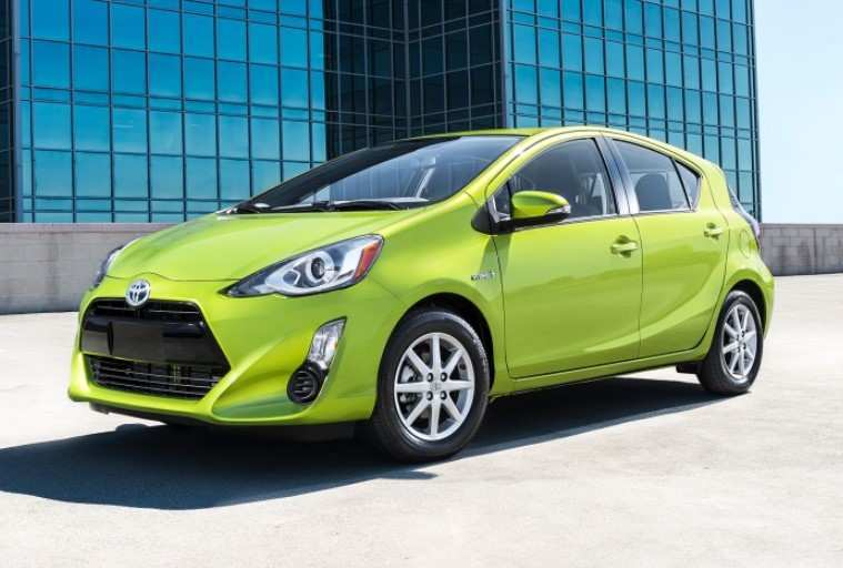 93 New Toyota Prius C 2020 New Review by Toyota Prius C 2020