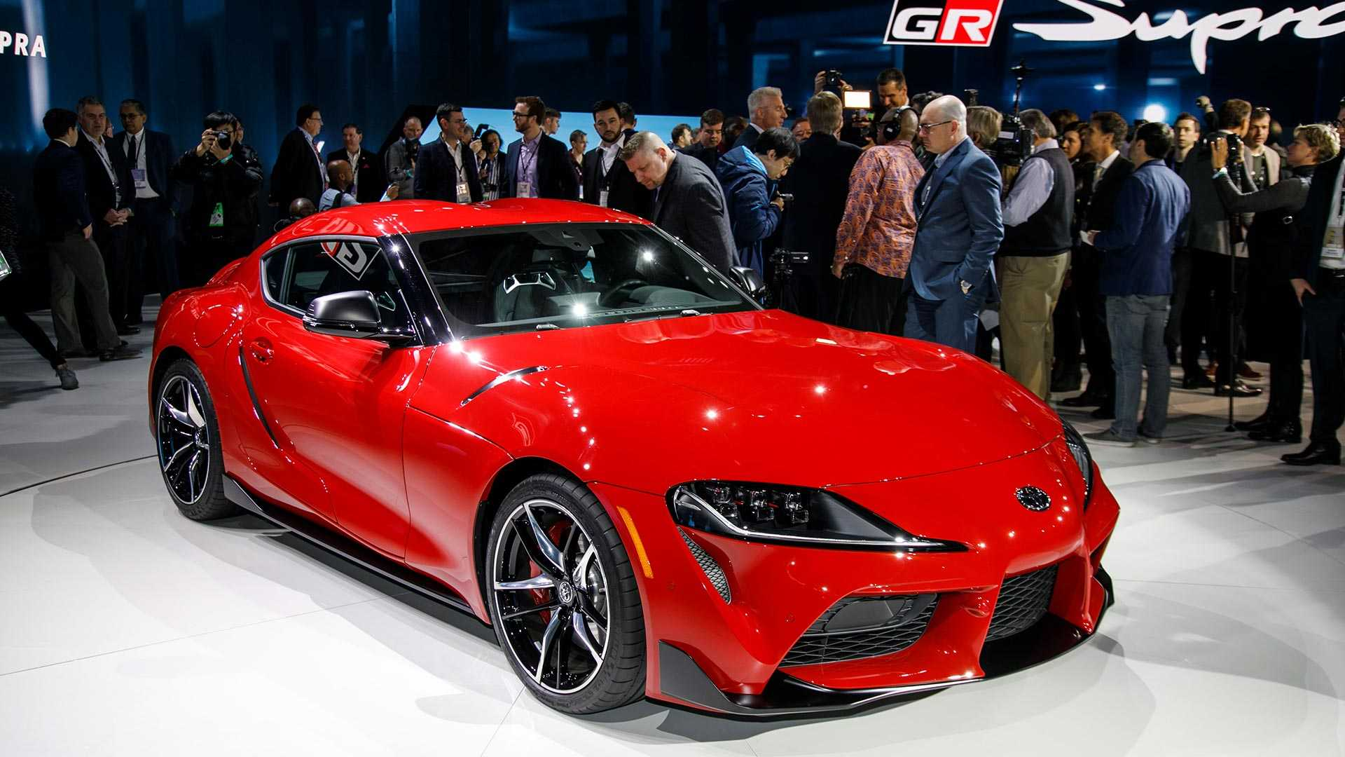 93 New Who Bought The 2020 Toyota Supra At Barrett Jackson Release Date by Who Bought The 2020 Toyota Supra At Barrett Jackson