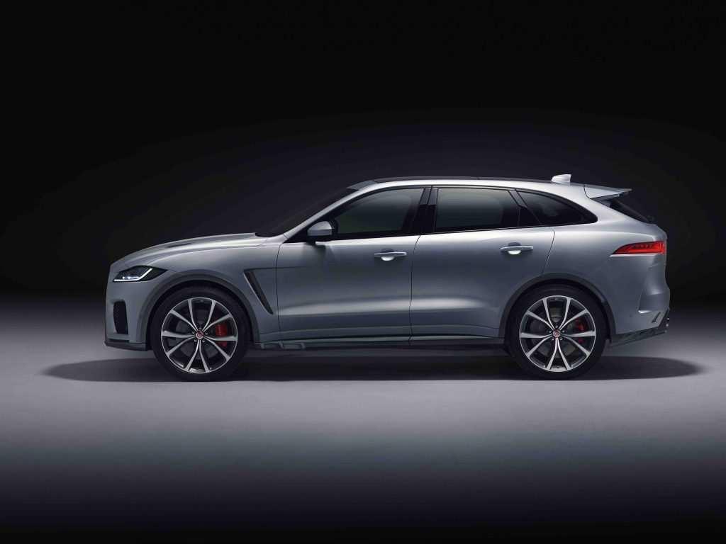 93 The 2020 Jaguar F Pace Release Date Configurations with 2020 Jaguar F Pace Release Date