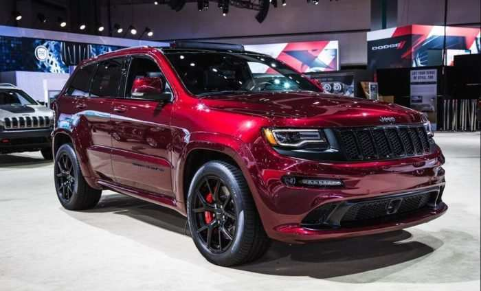 93 The 2020 Jeep Grand Cherokee Release Date Model by 2020 Jeep Grand Cherokee Release Date