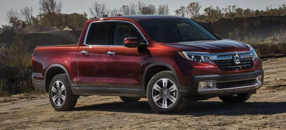 93 The Honda Ridgeline News 2020 Redesign and Concept for Honda Ridgeline News 2020