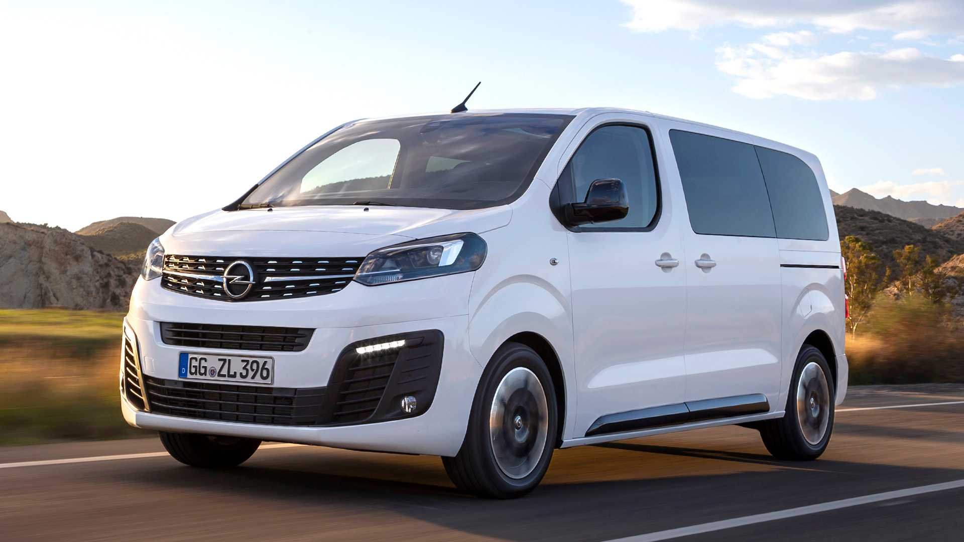 93 The Nuovo Opel Vivaro 2020 Performance and New Engine for Nuovo Opel Vivaro 2020