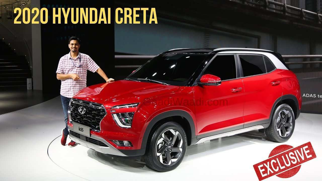 94 All New Hyundai Creta 2020 India Pictures with Hyundai Creta 2020 India