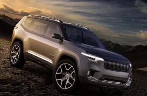 94 All New Jeep Grand Cherokee 2020 Redesign Images for Jeep Grand Cherokee 2020 Redesign