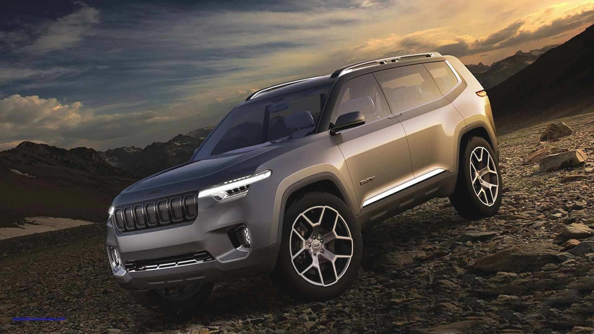 94 All New Jeep Jeepster 2020 Rumors for Jeep Jeepster 2020