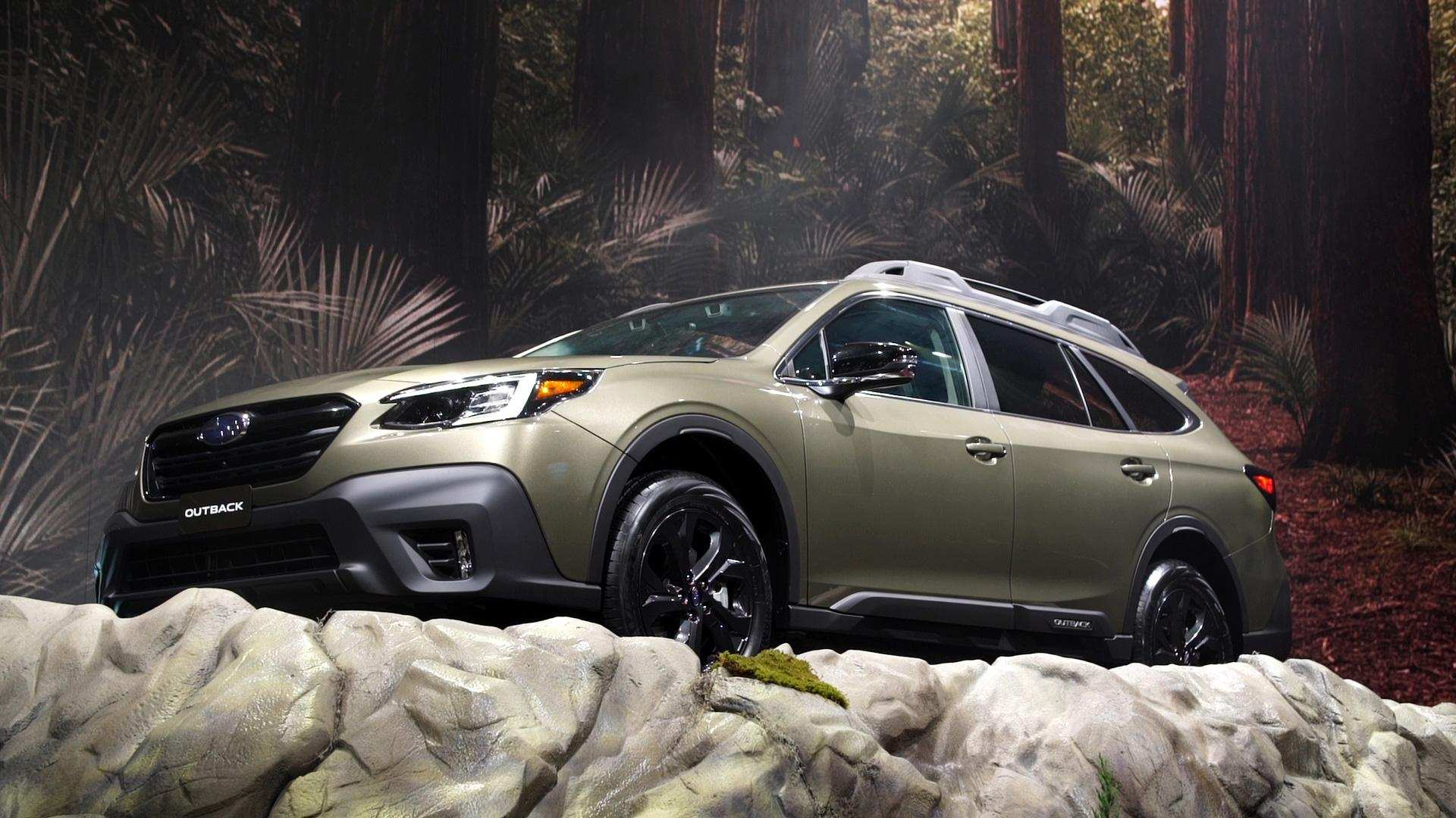 94 All New When Will 2020 Subaru Outback Be Available Configurations for When Will 2020 Subaru Outback Be Available