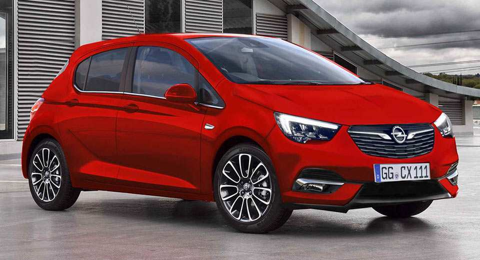 94 Best Review Opel Corsa 2020 Rendering Performance and New Engine with Opel Corsa 2020 Rendering