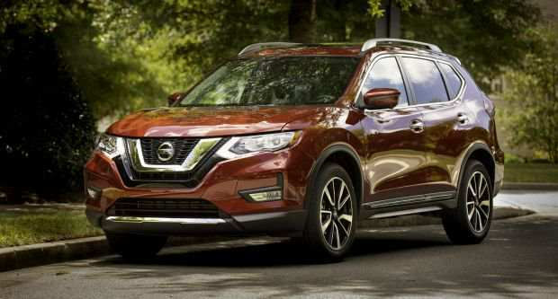 94 Best Review When Does The 2020 Nissan Rogue Come Out Concept by When Does The 2020 Nissan Rogue Come Out
