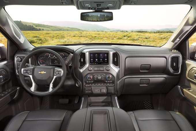 94 Concept of 2020 Chevrolet Silverado Z71 Images by 2020 Chevrolet Silverado Z71