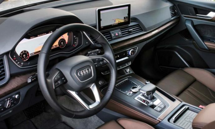 94 Concept of Audi Q5 2020 Interior Engine for Audi Q5 2020 Interior