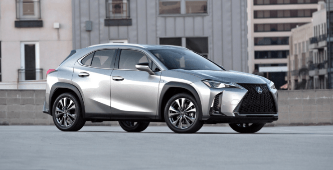 94 Concept of Lexus Nx 2020 Rumors with Lexus Nx 2020