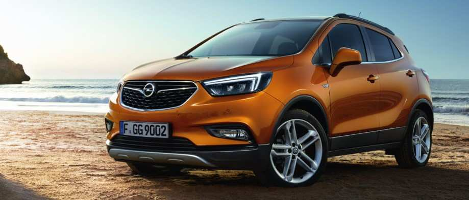 94 Concept of Nuova Opel Mokka X 2020 New Review by Nuova Opel Mokka X 2020