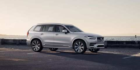 94 Concept of Volvo Facelift 2020 Research New for Volvo Facelift 2020