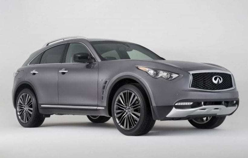 94 Gallery of Infiniti Qx70 2020 Price Style with Infiniti Qx70 2020 Price