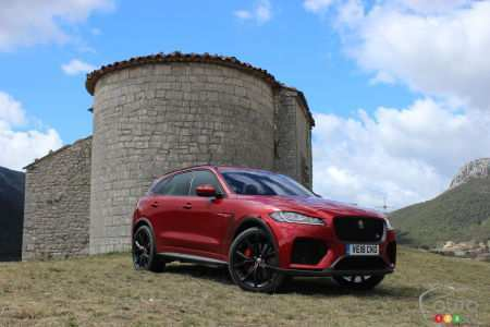 94 Great 2020 Jaguar F Pace Changes Images by 2020 Jaguar F Pace Changes