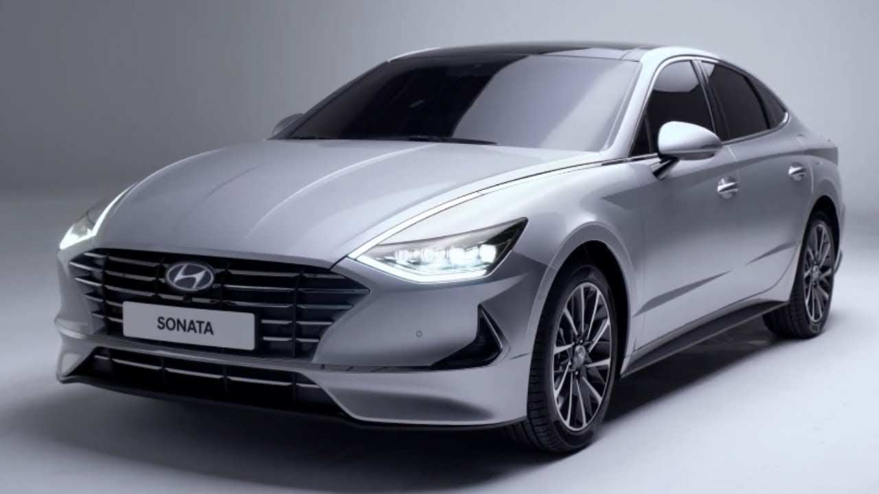 94 Great Pictures Of The 2020 Hyundai Sonata Exterior for Pictures Of The 2020 Hyundai Sonata