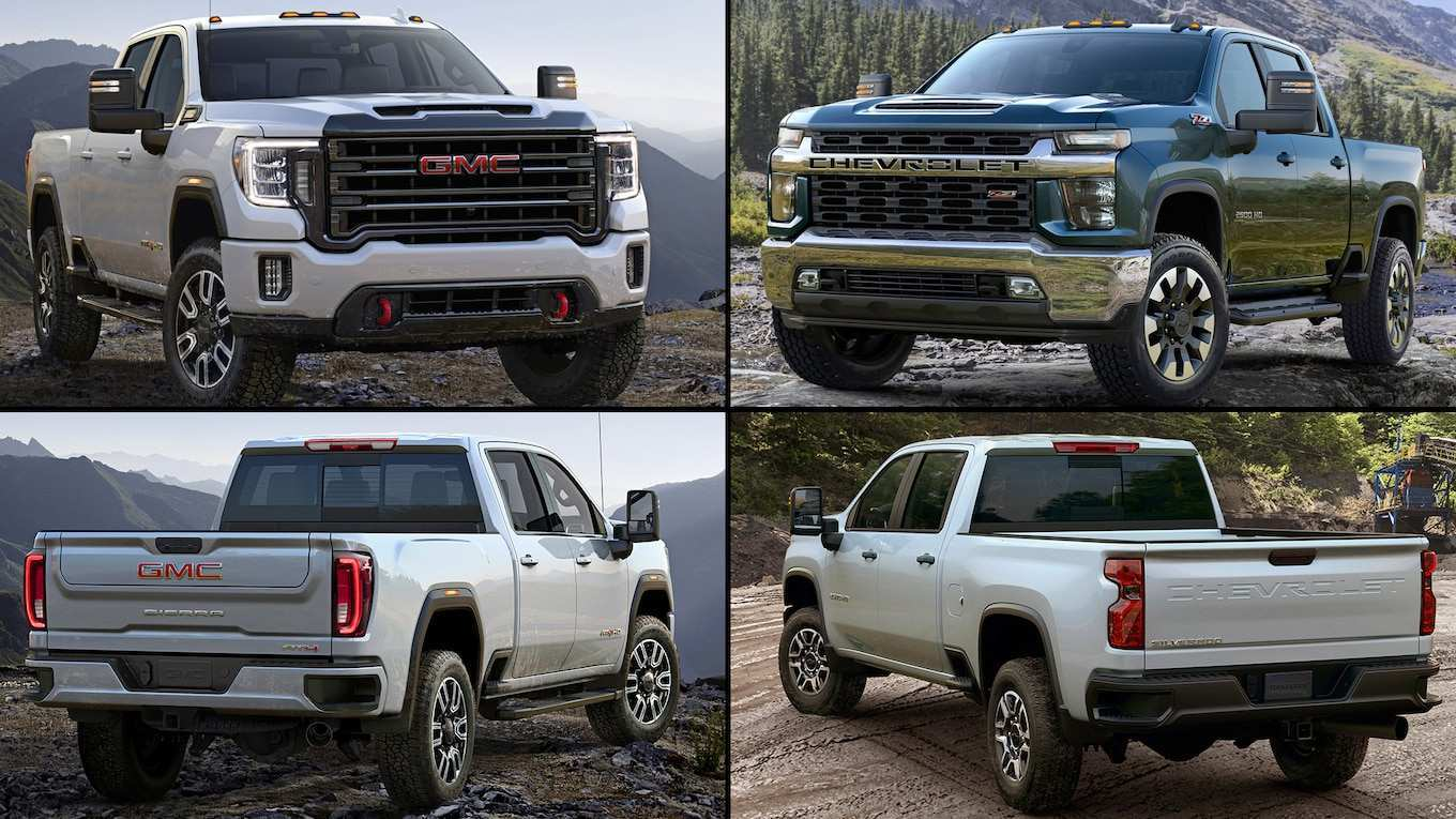 94 New 2020 Gmc Sierra Hd Interior Configurations for 2020 Gmc Sierra Hd Interior