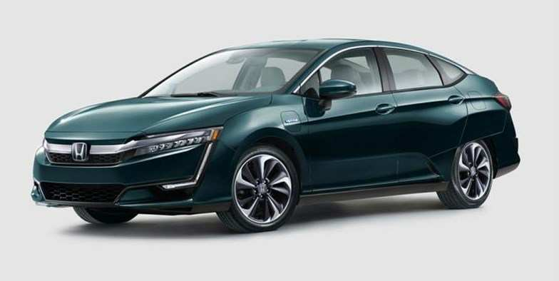 94 New 2020 Honda Clarity Plug In Hybrid Engine by 2020 Honda Clarity Plug In Hybrid