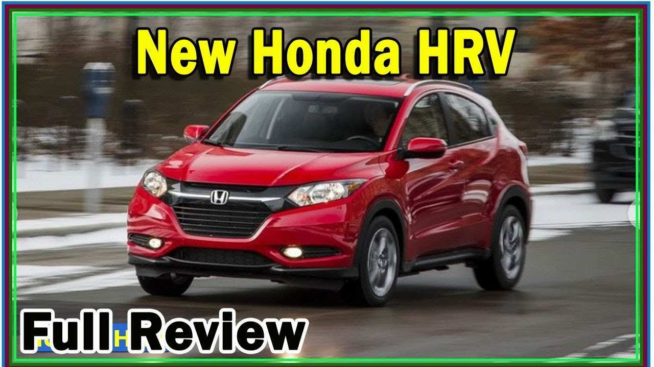 94 New 2020 Honda Hrv Youtube Ratings by 2020 Honda Hrv Youtube