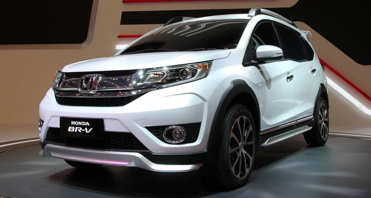 94 New Honda Brv Facelift 2020 Release Date for Honda Brv Facelift 2020