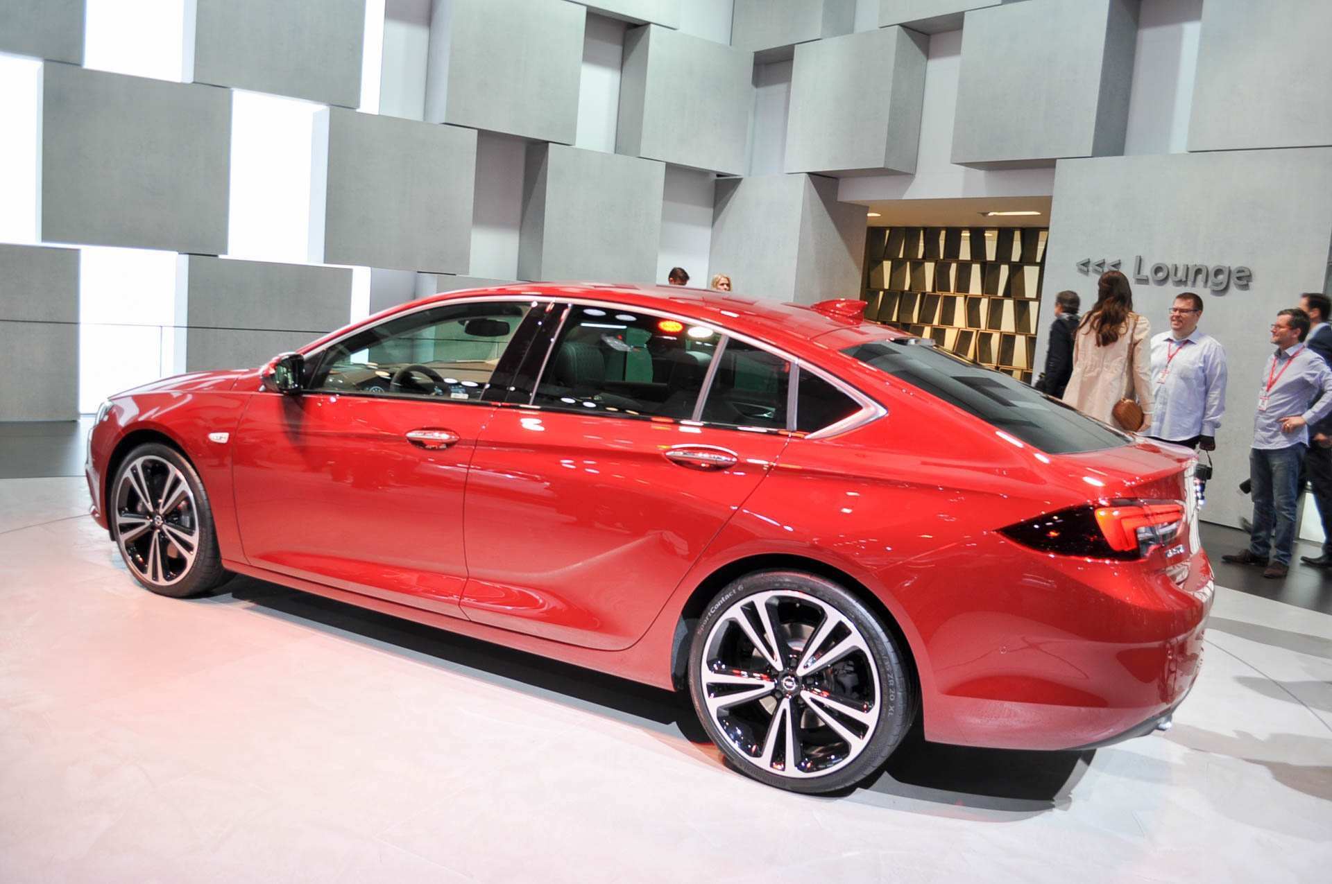 94 New Opel Insignia Grand Sport 2020 New Concept for Opel Insignia Grand Sport 2020