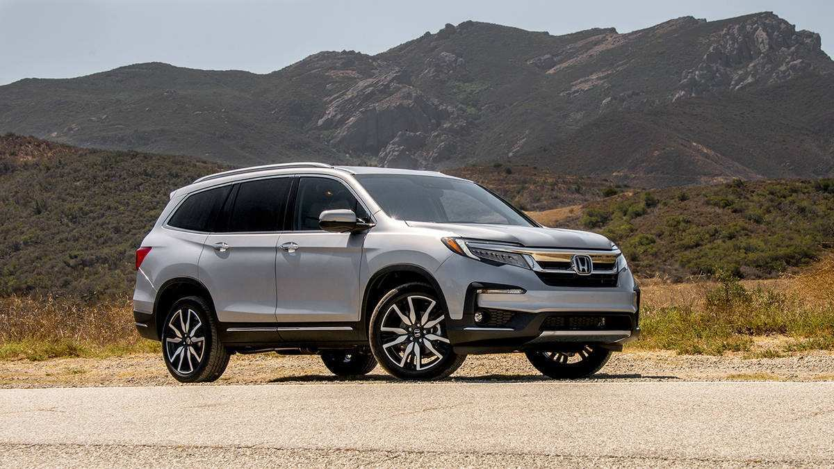 94 New What Will The 2020 Honda Pilot Look Like Configurations with What Will The 2020 Honda Pilot Look Like