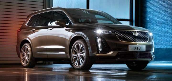 94 The 2020 Cadillac Xt6 Gas Mileage Exterior and Interior with 2020 Cadillac Xt6 Gas Mileage