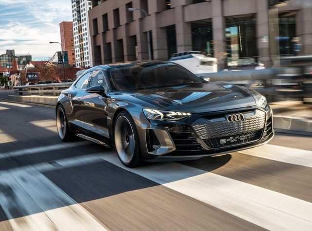94 The Audi G Tron 2020 Configurations for Audi G Tron 2020