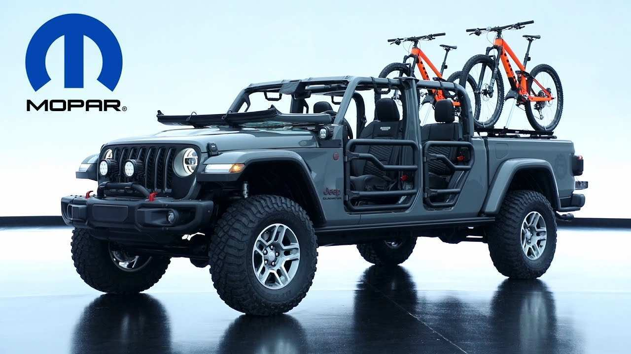 95 All New 2020 Jeep Gladiator Accessories Configurations with 2020 Jeep Gladiator Accessories
