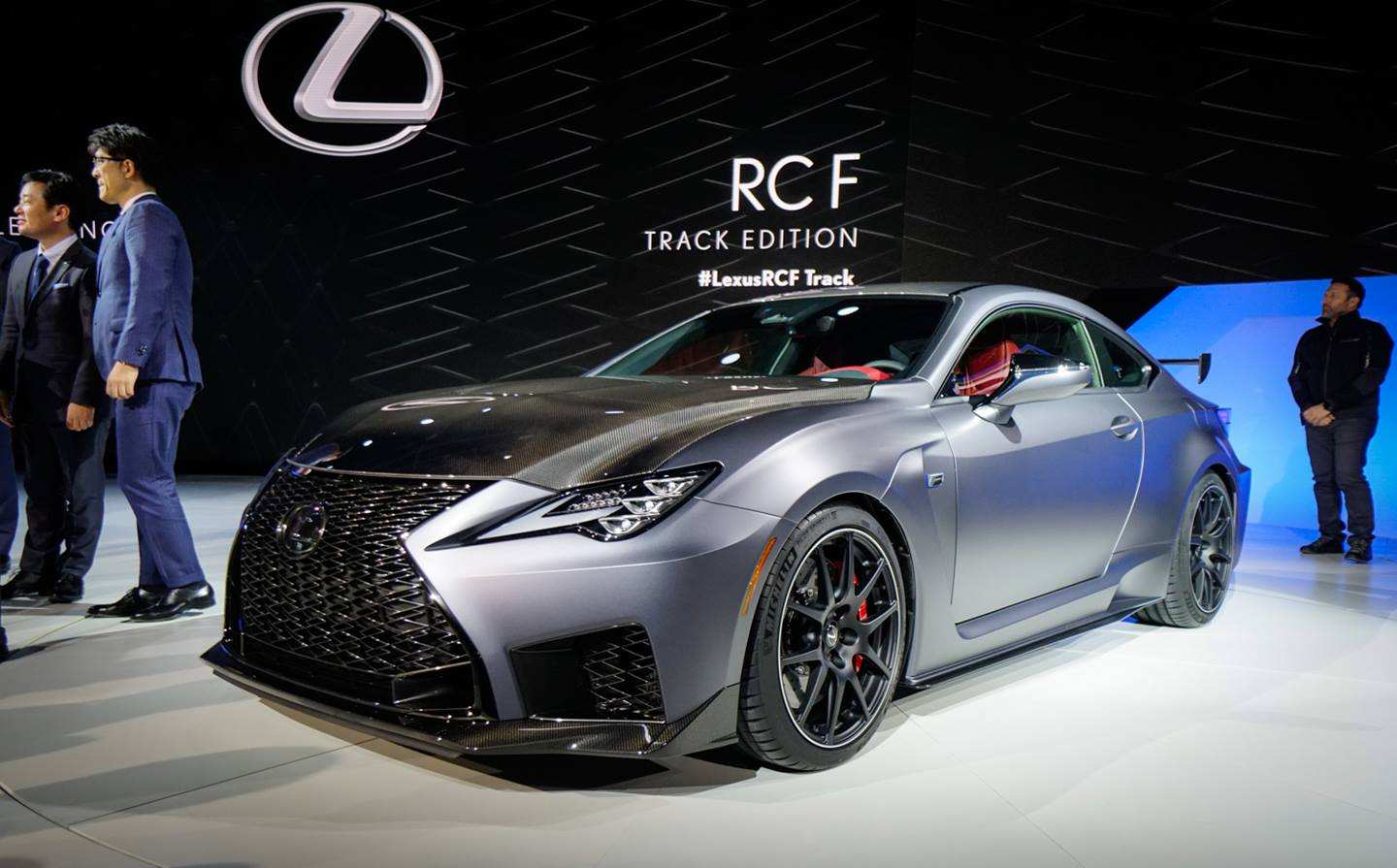 95 All New 2020 Lexus Rc F Track Edition Specs Speed Test for 2020 Lexus Rc F Track Edition Specs