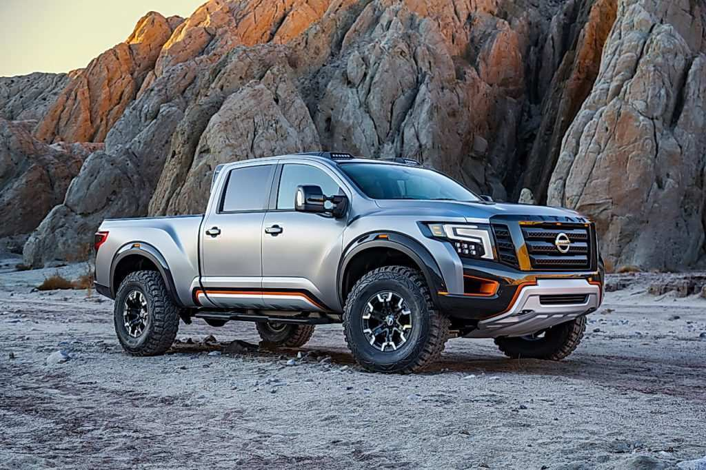 95 All New 2020 Nissan Titan Warrior Price Redesign by 2020 Nissan Titan Warrior Price