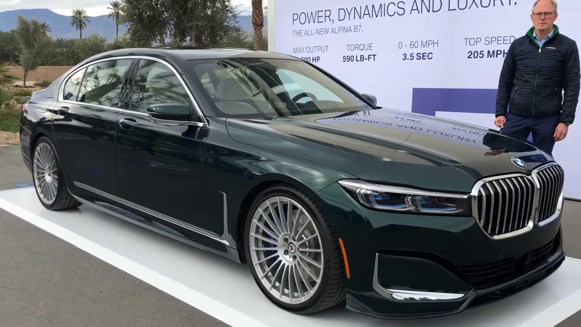 95 All New BMW B7 Alpina 2020 Price Concept for BMW B7 Alpina 2020 Price