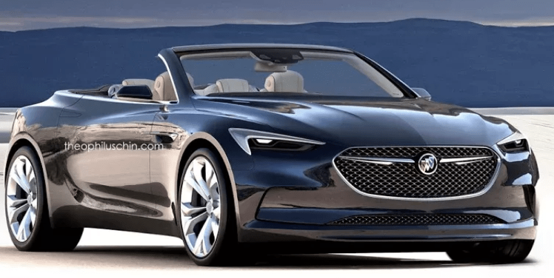 95 All New Buick Avista 2020 Redesign with Buick Avista 2020