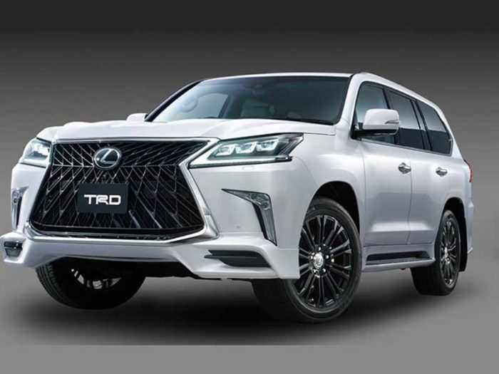 95 Best Review 2020 Lexus Lx 570 Hybrid Pictures for 2020 Lexus Lx 570 Hybrid