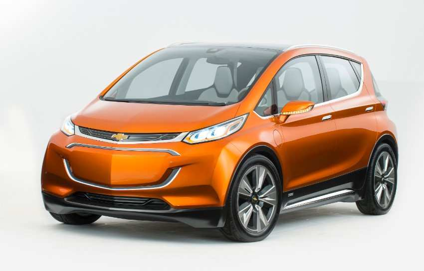 95 Concept of 2020 Chevrolet Bolt Ev Picture for 2020 Chevrolet Bolt Ev