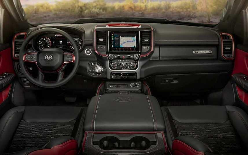 95 Concept of 2020 Dodge Ram Interior Concept with 2020 Dodge Ram Interior