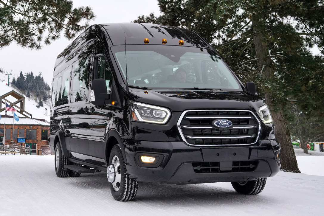95 Concept of 2020 Ford Transit Awd Performance and New Engine with 2020 Ford Transit Awd