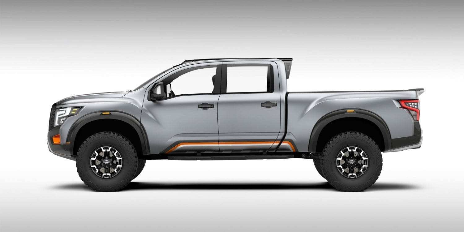 95 Concept of 2020 Nissan Titan Warrior Price Speed Test for 2020 Nissan Titan Warrior Price