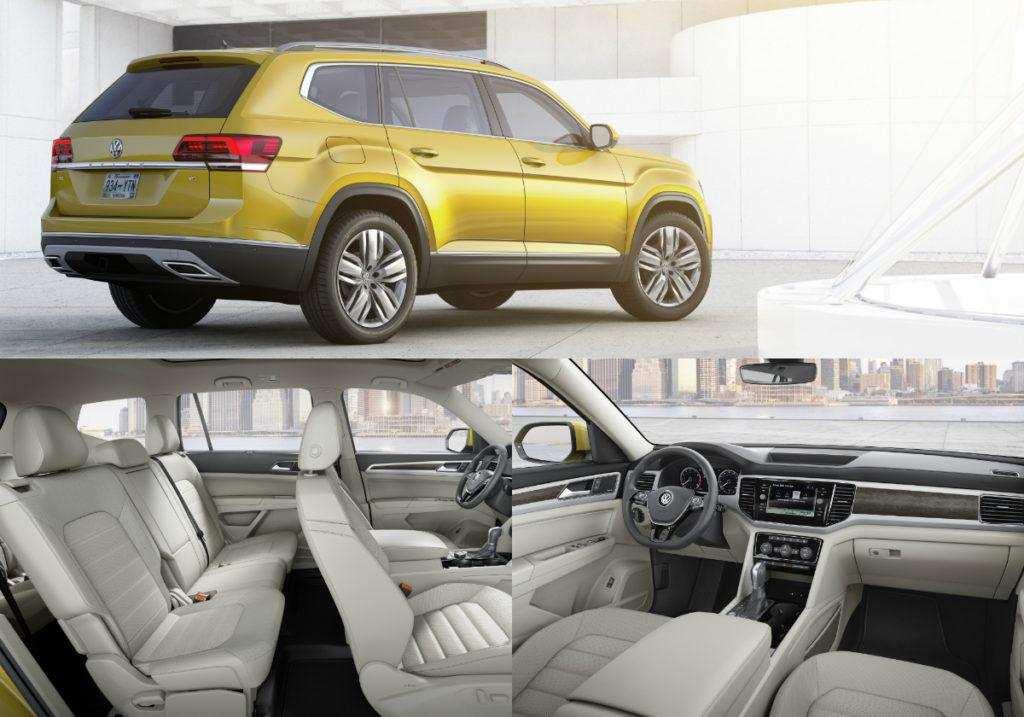 95 Concept of 2020 Volkswagen Atlas Release Date Engine by 2020 Volkswagen Atlas Release Date