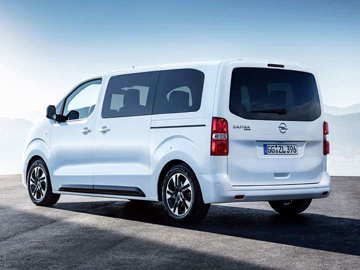 95 Concept of Neuer Opel Vivaro 2020 Performance and New Engine by Neuer Opel Vivaro 2020