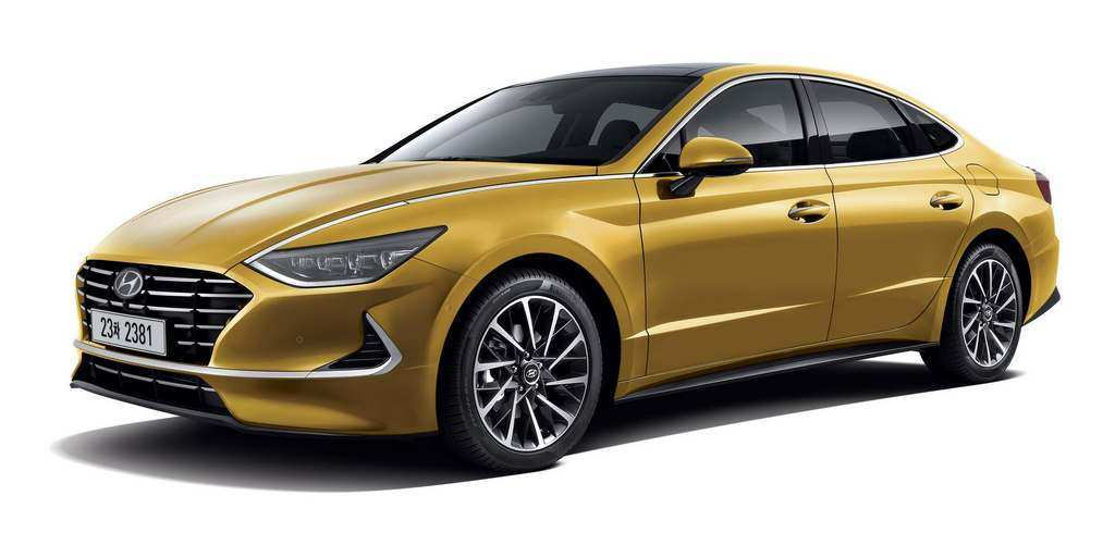 95 Gallery of 2020 Hyundai Sonata Brochure Price by 2020 Hyundai Sonata Brochure