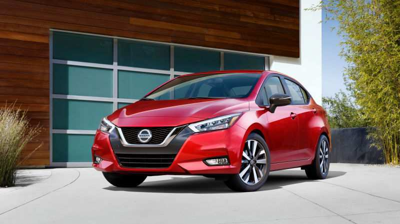 95 Gallery of 2020 Nissan Versa Hatchback Research New by 2020 Nissan Versa Hatchback