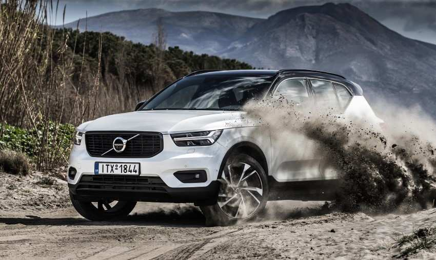 95 Gallery of 2020 Volvo Xc40 Hybrid Release Date Redesign and Concept with 2020 Volvo Xc40 Hybrid Release Date