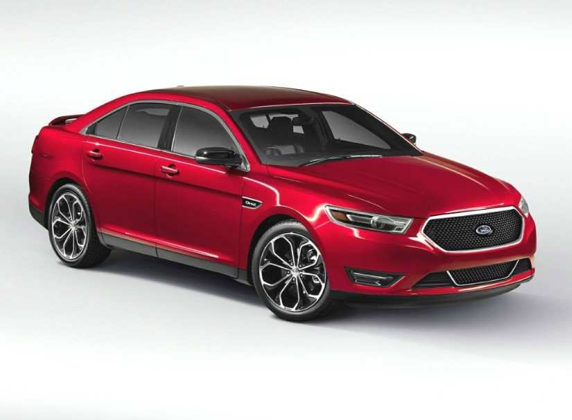 95 Gallery of Ford Taurus Sho 2020 Exterior for Ford Taurus Sho 2020