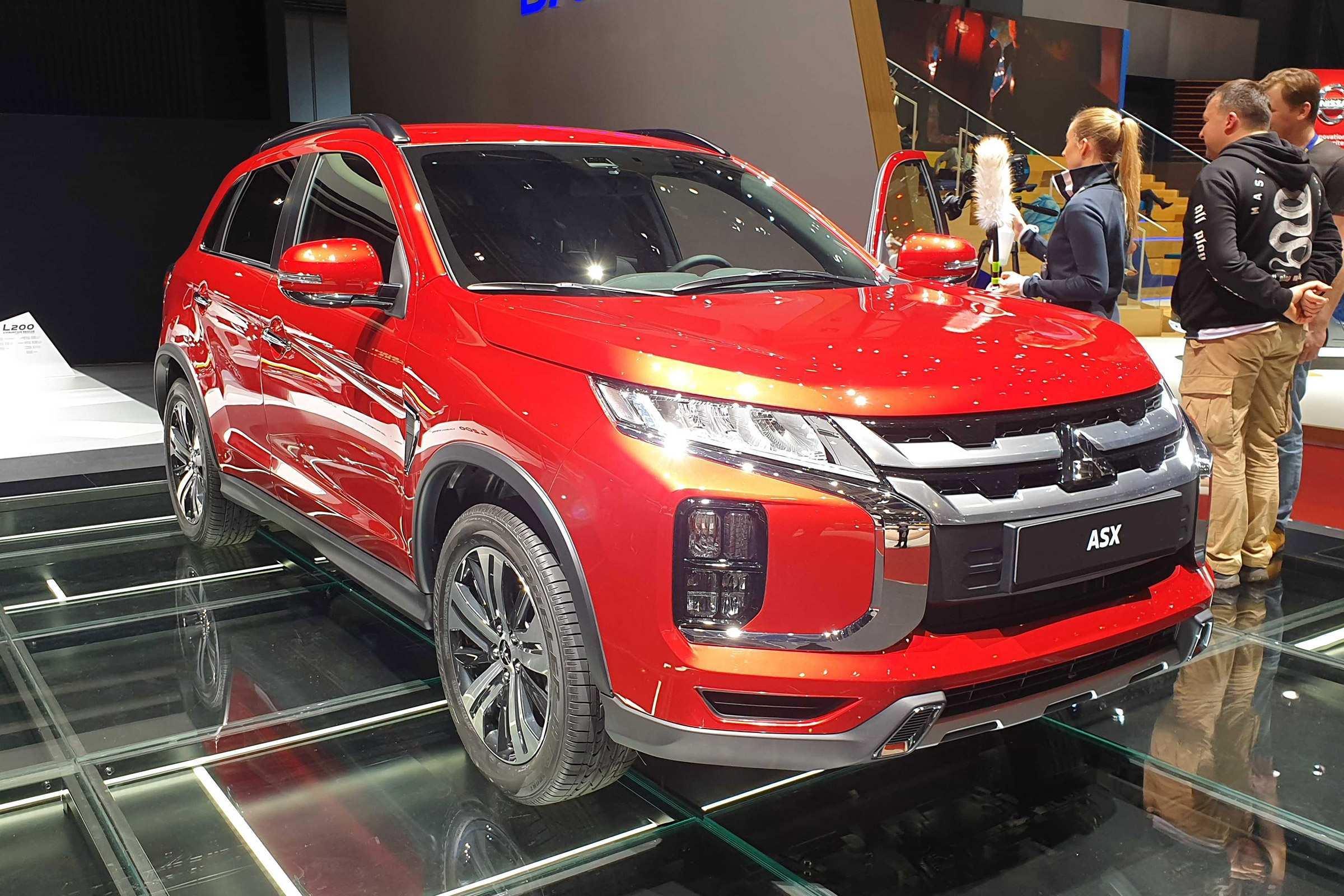 95 Gallery of Mitsubishi Asx 2020 Uk Research New for Mitsubishi Asx 2020 Uk