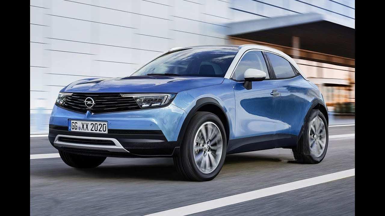 95 Gallery of Nuova Opel Mokka X 2020 Rumors with Nuova Opel Mokka X 2020