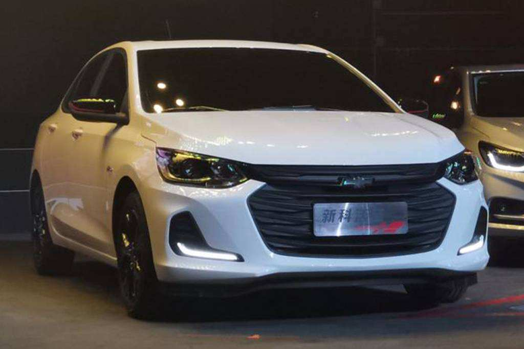 95 Great Chevrolet Novo Prisma 2020 New Review with Chevrolet Novo Prisma 2020